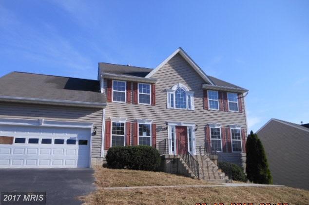 6119 Salisbury Drive, Spotsylvania, VA 22553 (#SP10088690) :: Pearson Smith Realty