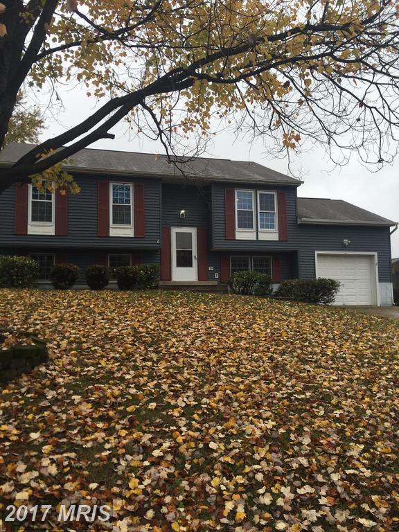 6906 Ridge Way Drive, Fredericksburg, VA 22407 (#SP10101214) :: MidAtlantic Real Estate