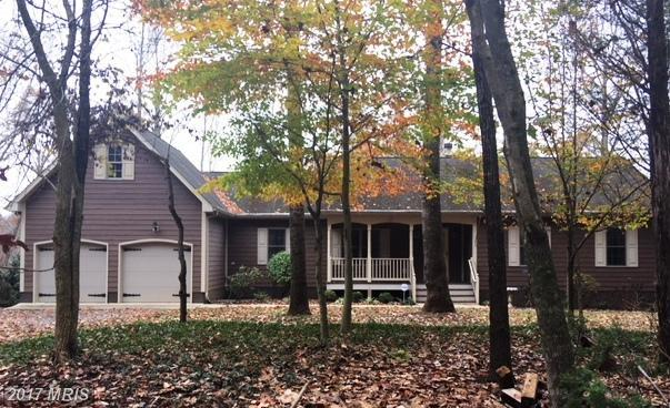 7608 Governors Point Lane, Unionville, VA 22567 (#SP10103931) :: Pearson Smith Realty