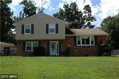 307 Burman Lane, Fredericksburg, VA 22407 (#SP10105668) :: Pearson Smith Realty