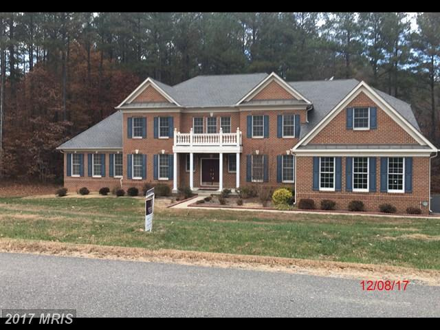 7709 Ashley Farms Drive, Fredericksburg, VA 22407 (#SP10120410) :: The Crews Team