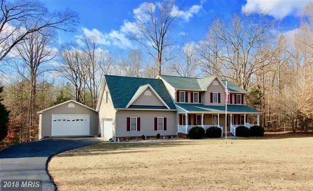 5708 Dogwood Tree Lane, Mineral, VA 23117 (#SP10127288) :: Pearson Smith Realty