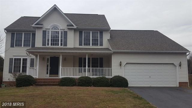 11706 Fillmore Lane, Fredericksburg, VA 22407 (#SP10127531) :: Pearson Smith Realty