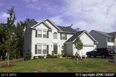 3919 Lynnhaven Lane, Fredericksburg, VA 22408 (#SP10224102) :: Green Tree Realty