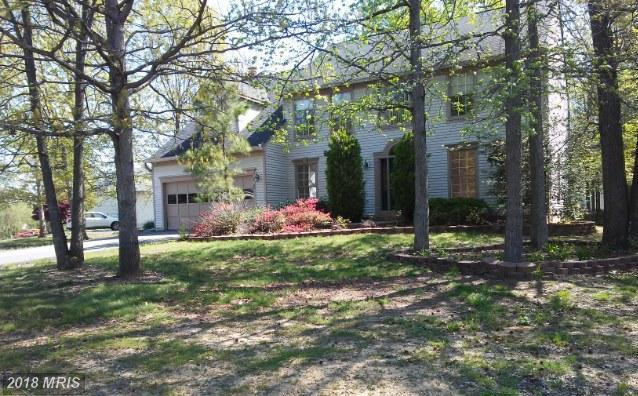 6401 Cranston Lane, Fredericksburg, VA 22407 (#SP10229004) :: Green Tree Realty