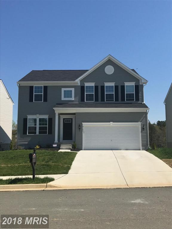 9102 Wood Creek Circle, Fredericksburg, VA 22407 (#SP10241634) :: RE/MAX Cornerstone Realty