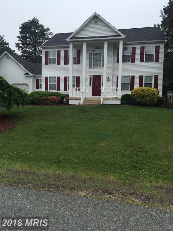4107 Glouster Lane, Fredericksburg, VA 22408 (#SP10253263) :: Bob Lucido Team of Keller Williams Integrity