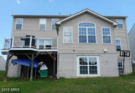 5506 Silver Maple Lane, Fredericksburg, VA 22407 (#SP10264302) :: Advance Realty Bel Air, Inc