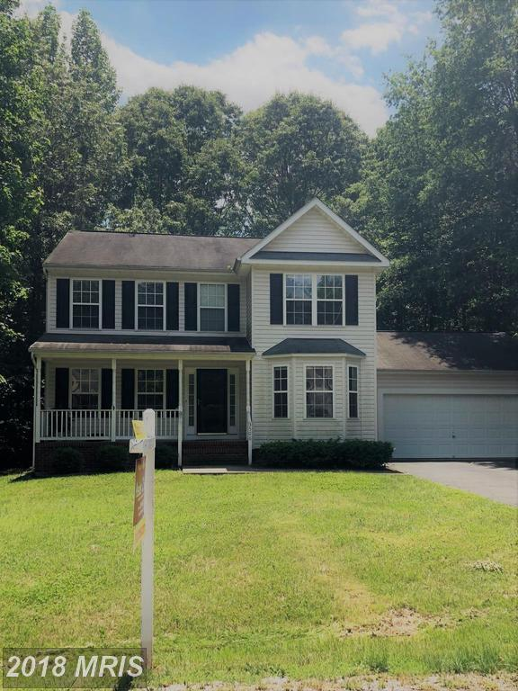 3506 Overview Drive, Fredericksburg, VA 22408 (#SP10270564) :: Network Realty Group