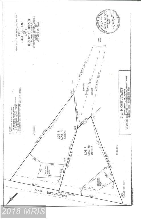 3009 Harmony Lane, Bumpass, VA 23024 (#SP10318185) :: RE/MAX Cornerstone Realty