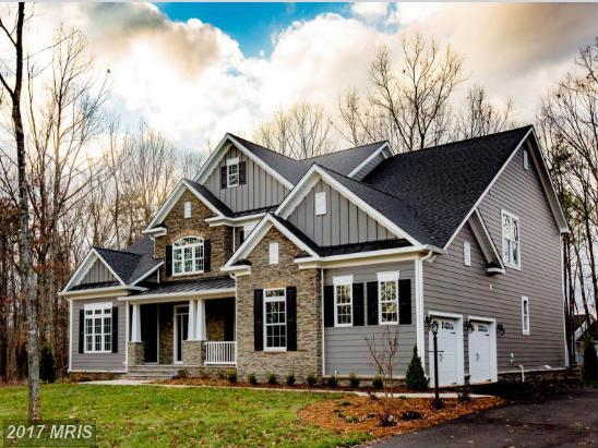 Lot 17 Downton Avenue, Spotsylvania, VA 22553 (#SP9967379) :: Pearson Smith Realty
