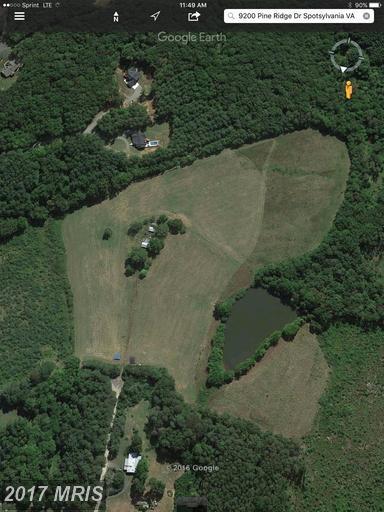 9200 Pine Ridge Drive, Spotsylvania, VA 22551 (#SP9985258) :: RE/MAX Cornerstone Realty
