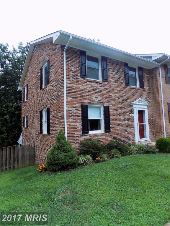 110 Lyndale Court, Fredericksburg, VA 22405 (#ST10036826) :: Colgan Real Estate