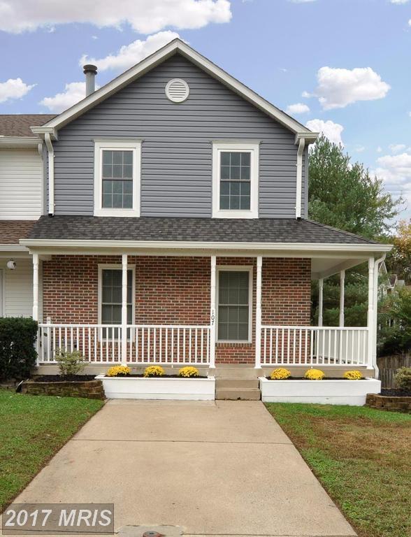107 Cabin Court, Stafford, VA 22554 (#ST10071129) :: RE/MAX Cornerstone Realty