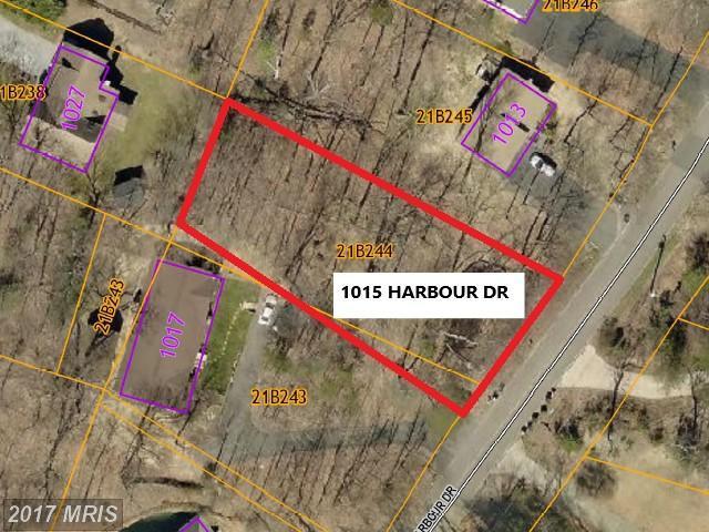 1015 Harbour Drive, Stafford, VA 22554 (#ST10115166) :: The Crews Team