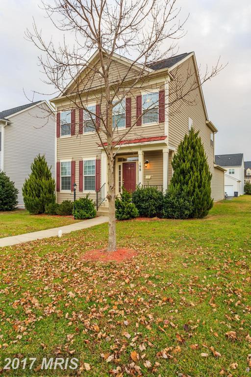 198 Woodstream Boulevard, Stafford, VA 22556 (#ST10120461) :: Pearson Smith Realty