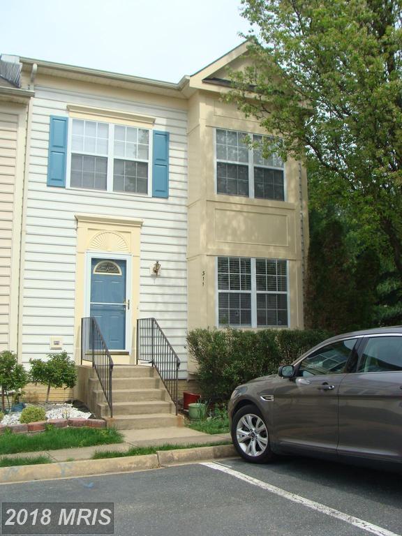 311 Park Drive, Stafford, VA 22554 (#ST10148651) :: The Bob & Ronna Group