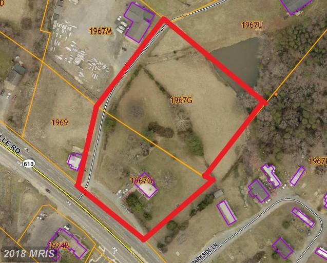 Garrisonville Road, Stafford, VA 22556 (#ST10185495) :: Arlington Realty, Inc.
