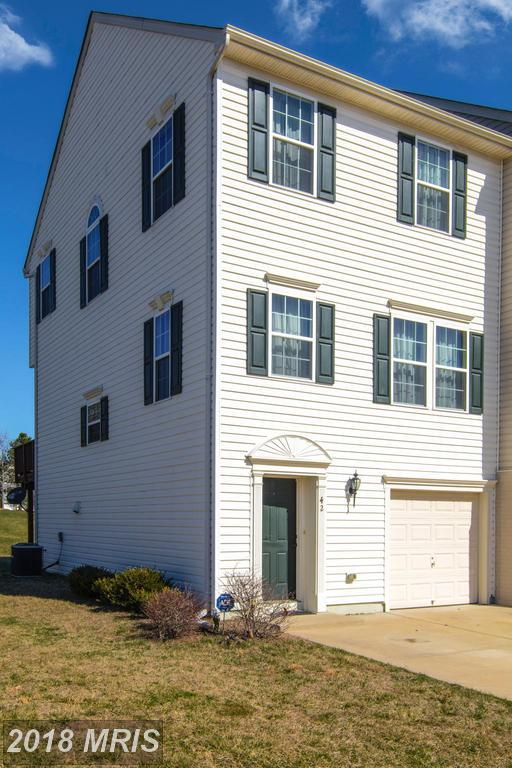 42 Allegheny Drive, Stafford, VA 22556 (#ST10188419) :: Blackwell Real Estate