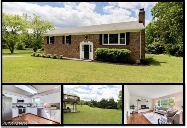 1585 Mountain View Road, Stafford, VA 22554 (#ST10250964) :: RE/MAX Cornerstone Realty