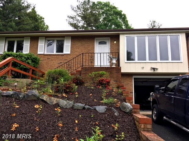 17 Ridgemore Circle, Fredericksburg, VA 22405 (#ST10251831) :: Advance Realty Bel Air, Inc