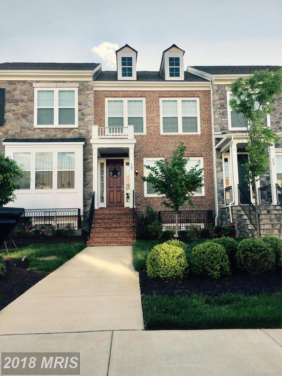 207 Apricot Street, Stafford, VA 22554 (#ST10264873) :: The Withrow Group at Long & Foster