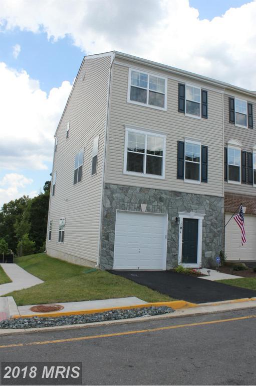 101 Rustling Leaves Lane #101, Stafford, VA 22556 (#ST10279929) :: Fine Nest Realty Group