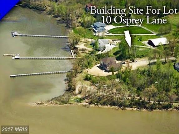 0 Osprey Lane, Fredericksburg, VA 22405 (#ST9838074) :: LoCoMusings