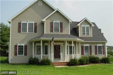 78 Cannon Ridge Drive, Fredericksburg, VA 22405 (#ST9965706) :: LoCoMusings