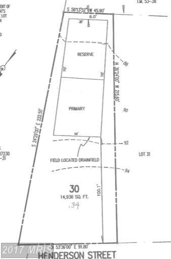 Henderson Street, Fredericksburg, VA 22405 (#ST9982575) :: LoCoMusings