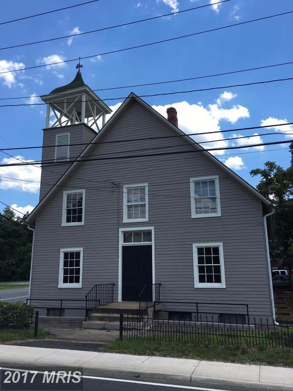 100 Forbes Street, Fredericksburg, VA 22405 (#ST9990779) :: Pearson Smith Realty
