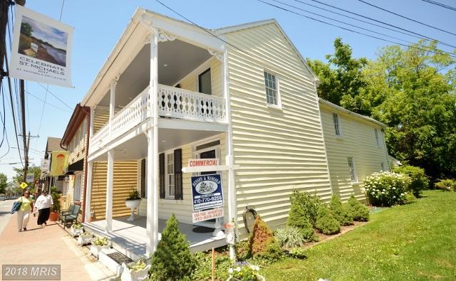 411 Talbot Street, Saint Michaels, MD 21663 (#TA10137837) :: RE/MAX Coast and Country