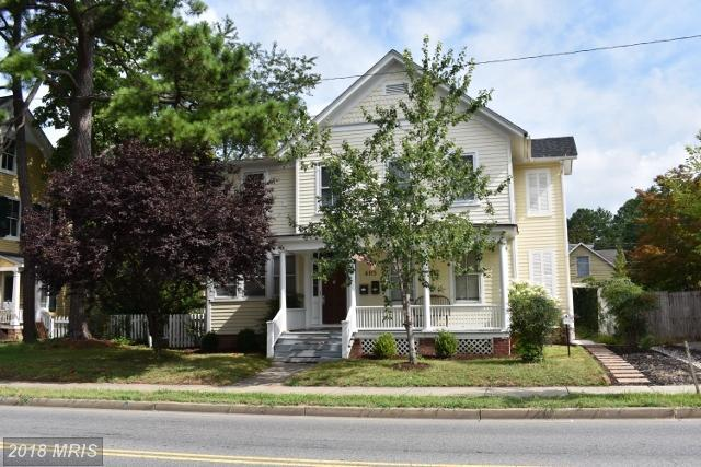 405 Goldsborough Street, Easton, MD 21601 (#TA10250020) :: RE/MAX Coast and Country