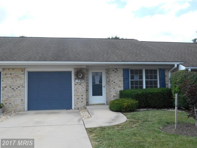29 Sunbrook Lane #3, Hagerstown, MD 21742 (#WA10020158) :: Pearson Smith Realty