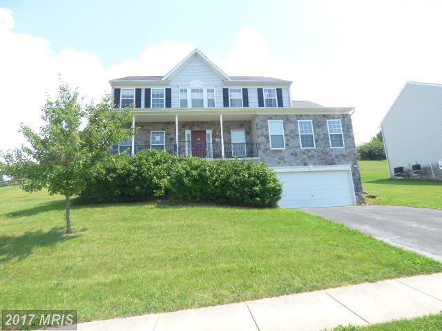 110 Colton Court, Smithsburg, MD 21783 (#WA10041056) :: LoCoMusings