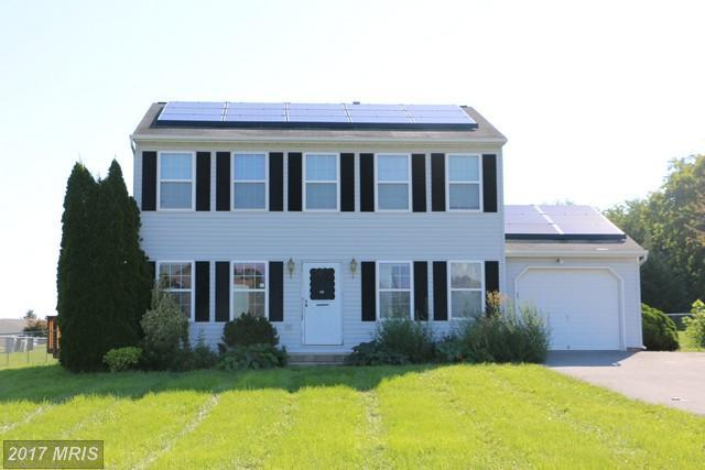 13909 Sweet Vale Drive, Hagerstown, MD 21742 (#WA10041516) :: Pearson Smith Realty