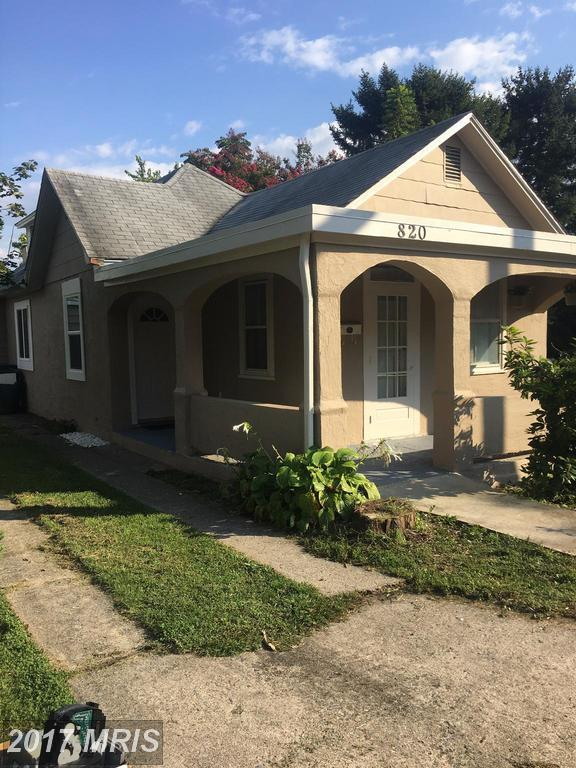 820 Chestnut Street, Hagerstown, MD 21740 (#WA10059260) :: Pearson Smith Realty