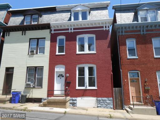 20 East Avenue, Hagerstown, MD 21740 (#WA10108690) :: The Maryland Group of Long & Foster
