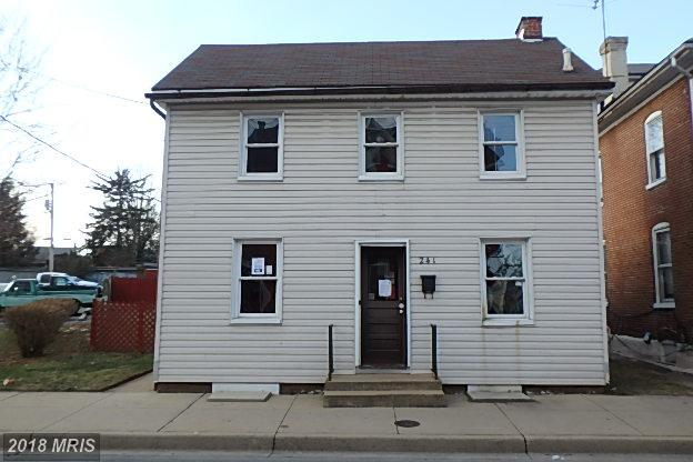 241 Locust Street S, Hagerstown, MD 21740 (#WA10136685) :: Pearson Smith Realty