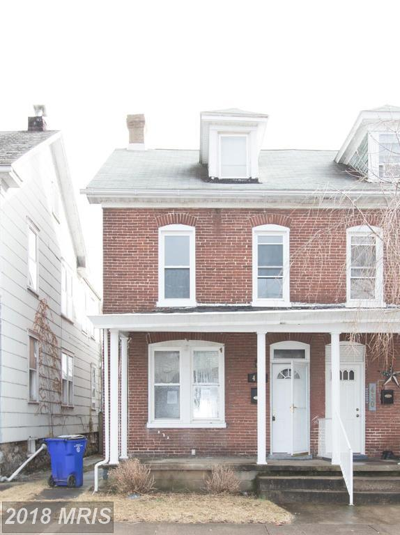 432 Mcdowell Avenue, Hagerstown, MD 21740 (#WA10138261) :: Pearson Smith Realty