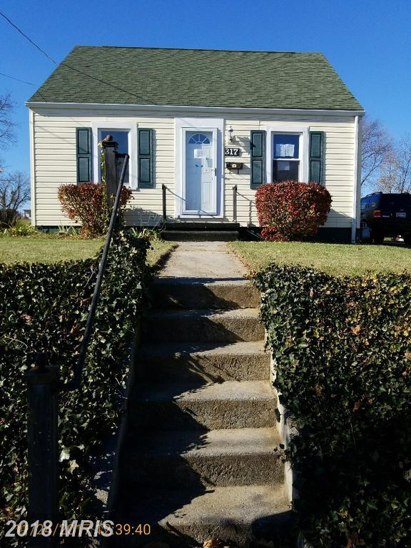 317 Devonshire Road, Hagerstown, MD 21740 (#WA10138438) :: Pearson Smith Realty