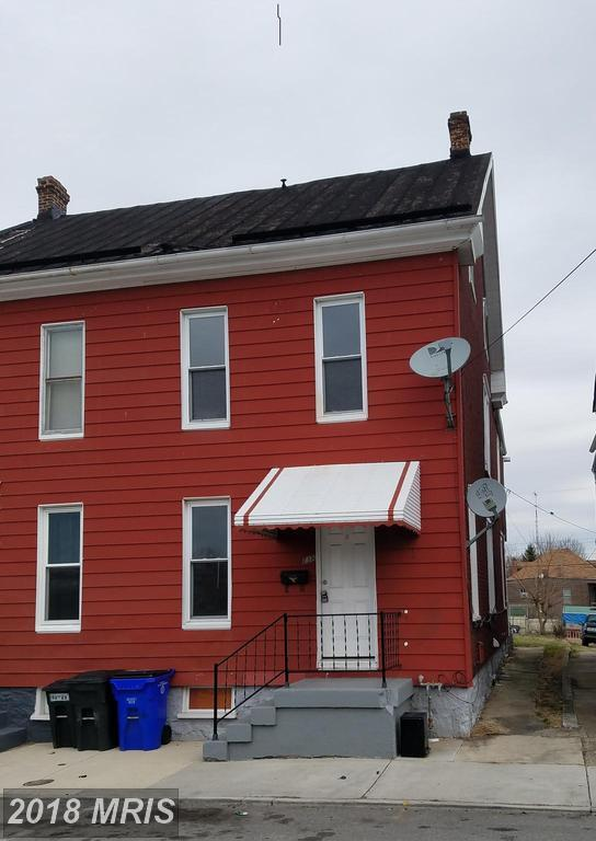 718 Franklin Street, Hagerstown, MD 21740 (#WA10184923) :: CR of Maryland