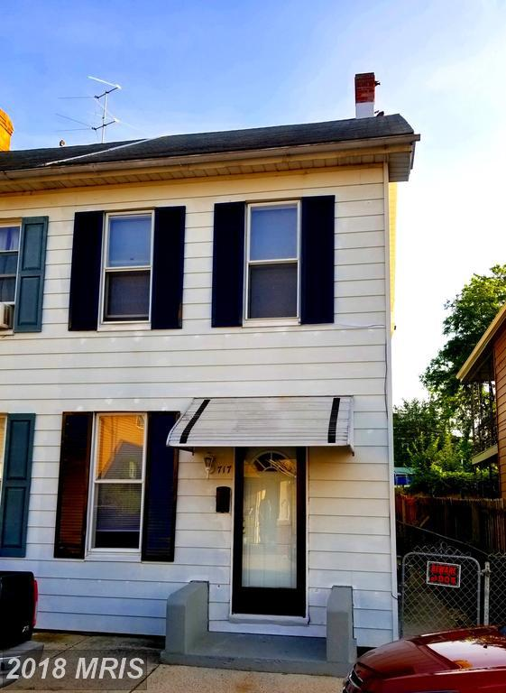 717 George Street, Hagerstown, MD 21740 (#WA10268944) :: AJ Team Realty