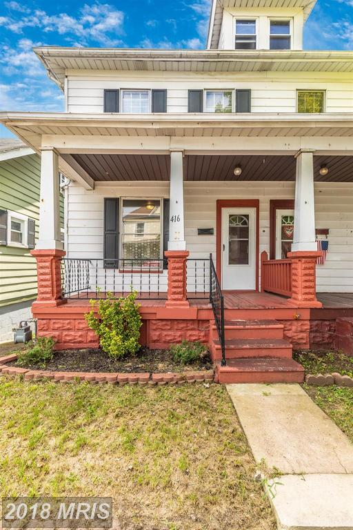 416 Guilford Avenue, Hagerstown, MD 21740 (#WA10320684) :: Bob Lucido Team of Keller Williams Integrity
