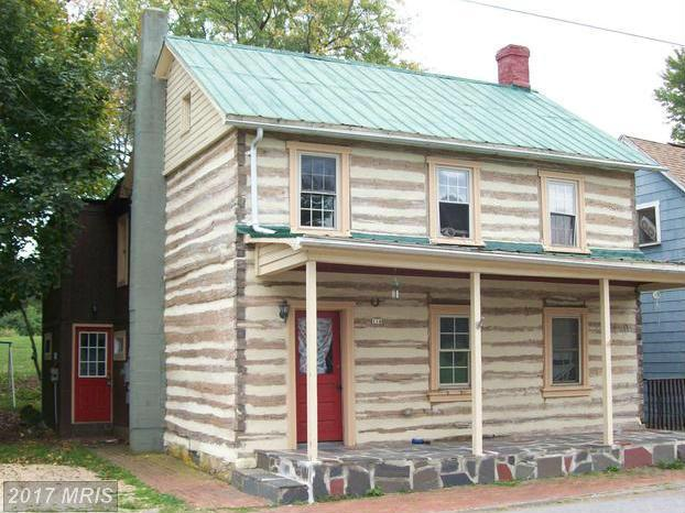 116 Chapline Street W, Sharpsburg, MD 21782 (#WA9889904) :: LoCoMusings
