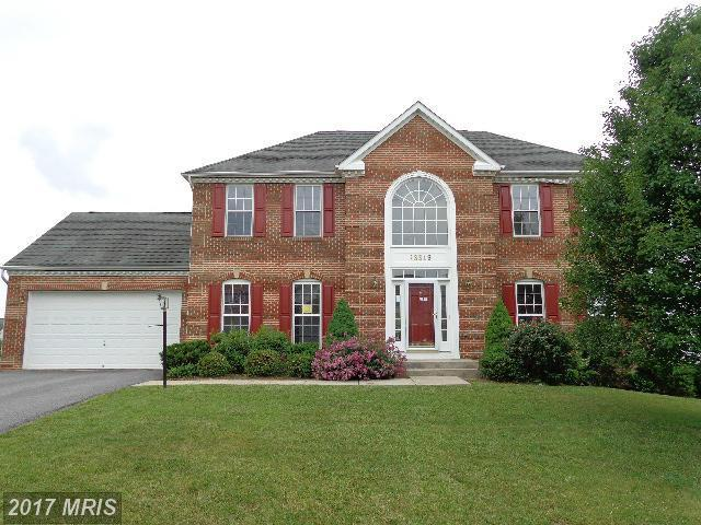 18319 Misty Acres Drive, Hagerstown, MD 21740 (#WA9933059) :: LoCoMusings