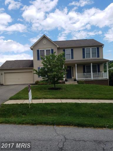 120 Bachtell Circle, Smithsburg, MD 21783 (#WA9987648) :: Browning Homes Group