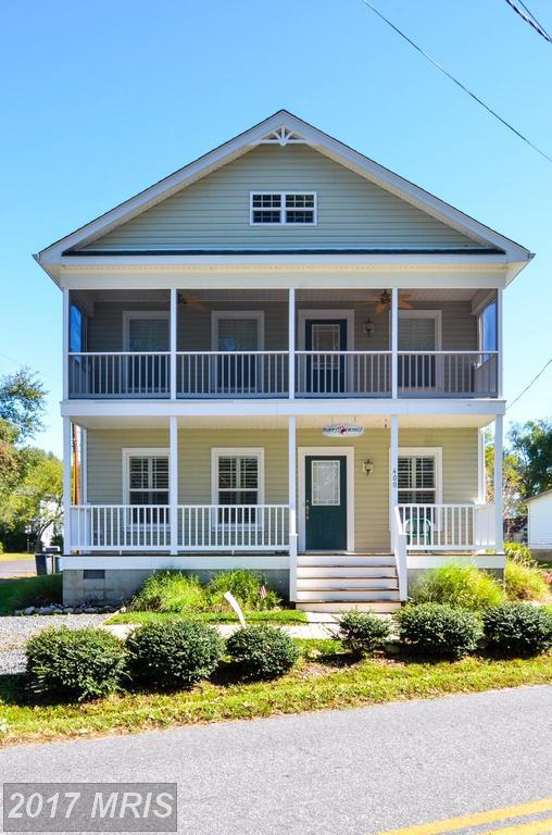 400 Monroe Bay Avenue, Colonial Beach, VA 22443 (#WE10086007) :: Pearson Smith Realty