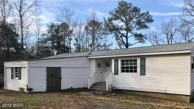 425 Monument Drive, Montross, VA 22520 (#WE10179761) :: Blackwell Real Estate