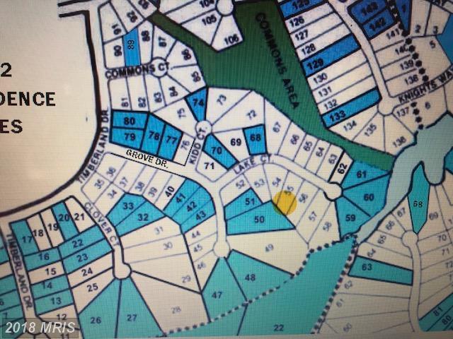 Lot #55 Lake Court, Montross, VA 22520 (#WE10179883) :: The Gus Anthony Team